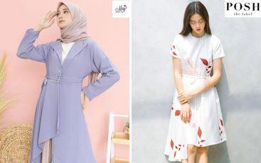 Brand baju lokal wanita terbaik dan murah