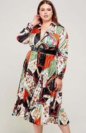 Outfit dengan Ikat pinggang