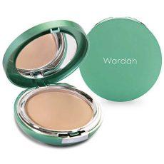 Alas bedak Wardah - Wardah Exclusive Creamy Foundation