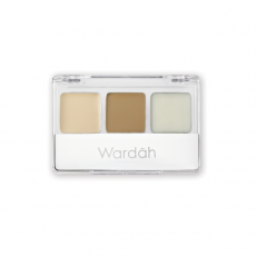 Produk kosmetik Wardah terpopuler - Wardah Double Function Kit, Concealer & Eyebase
