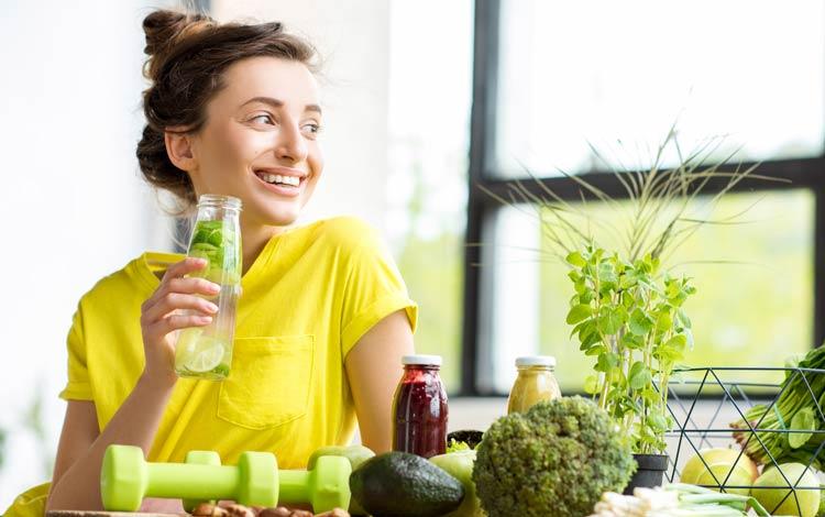11 Tips Diet Ampuh Untuk Mendapatkan Badan yang Ideal