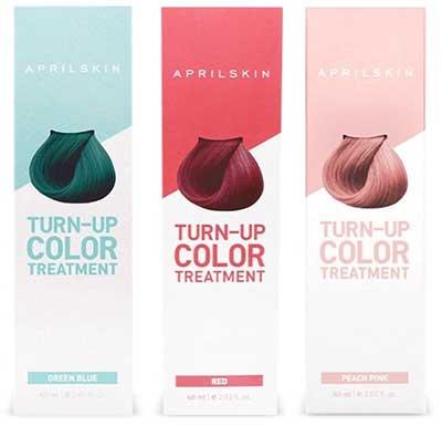 Aprilskin Turn-Up Color Treatment