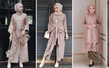 Style kondangan hijab