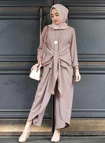 Style kondangan hijab kasual