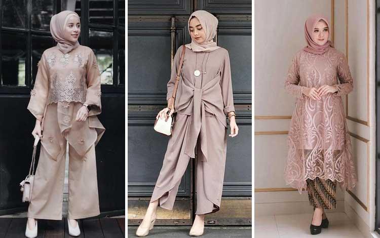 Aneka Style Kondangan Hijab Yang Nggak Bakal Bikin Kamu Mati Gaya