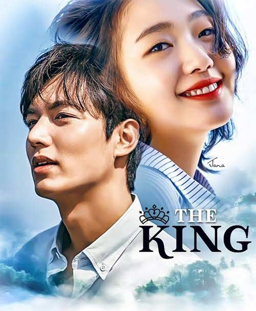 Drama Korea terbaik 2020 - The King: Eternal Monarch