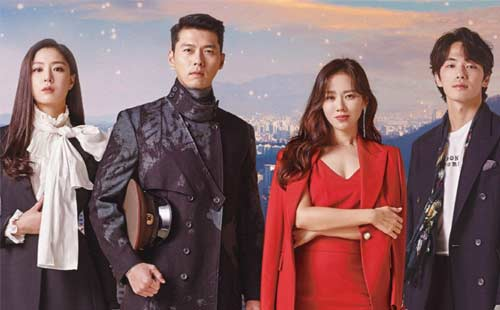 Drama Korea terbaru 2020 - Crash Landing on You