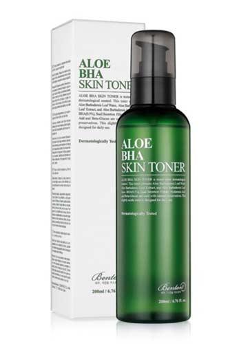 Merek Toner Bagus - Benton Aloe BHA Skin Toner