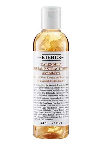 Merek Toner Bagus - Kiehl's Calendula Herbal Extract Alcohol-Free Toner