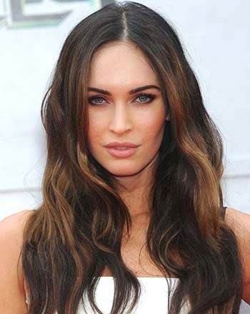 Model potongan rambut beachy wave