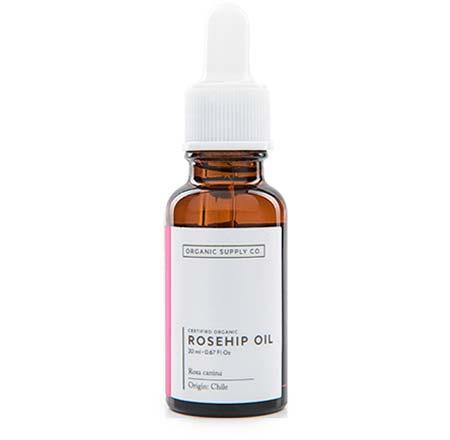 Organic Supply Co Rosehip Oil