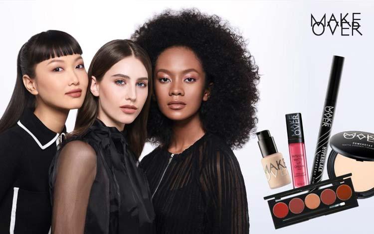 Produk Kosmetik Make Over Terbaik Yang Wajib Dimiliki Lengkap Dengan Harga