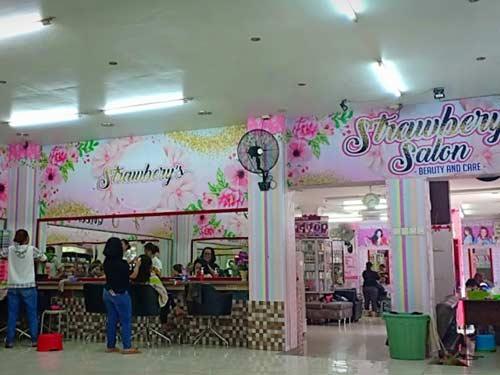 Strawberry Salon Bandung