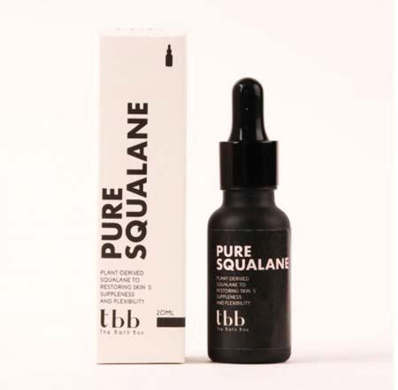 The Bath Box Pure Squalane Oil