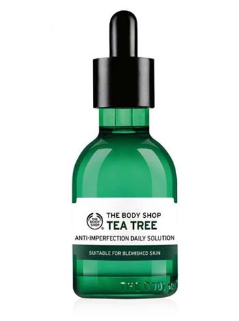 The Body Shop Tea Tree Anti Imperfection Daily Solution Serum