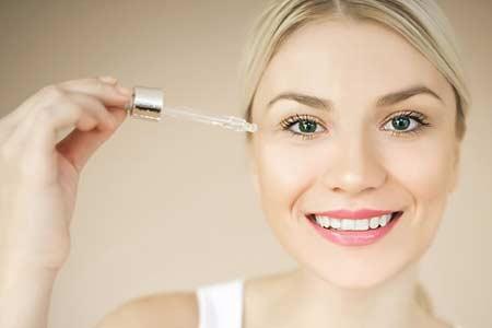 Tips make up natural - gunakan serum