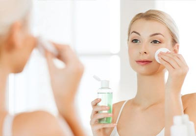 Tips make up wisuda - Gunakan skincare