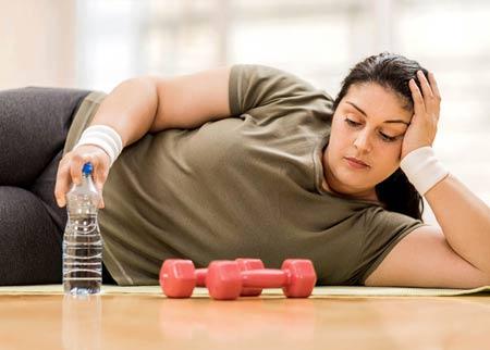 Kesalahan saat diet
