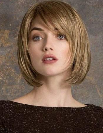 model potongan rambut bob dengan layer