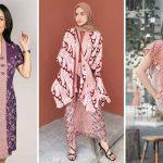 18 Inspirasi Baju Batik Wanita Terbaru Untuk Membantumu Tampil Cantik