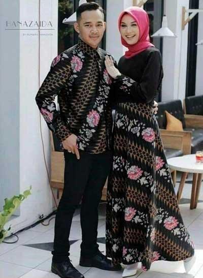 Baju couple muslim