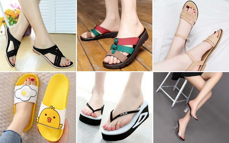 30 Model Sandal Wanita Terbaru Yang Dijual Online Beserta Harganya