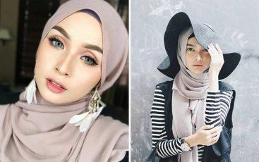 Aksesori jilbab terbaru