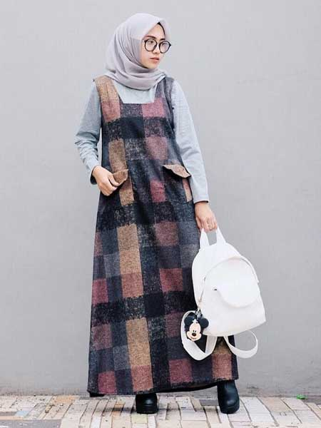 Outer overall dress