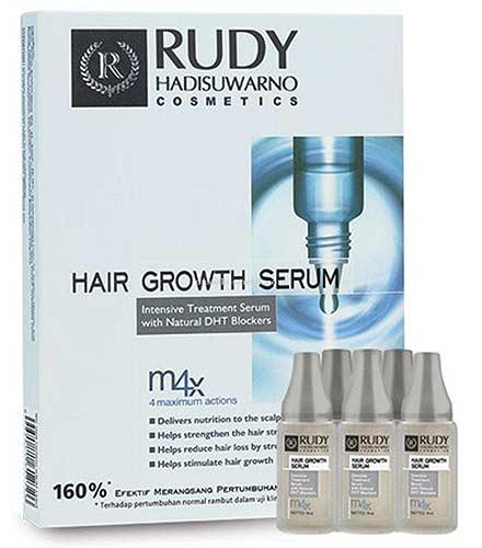 Vitamin rambut rontok terbaik