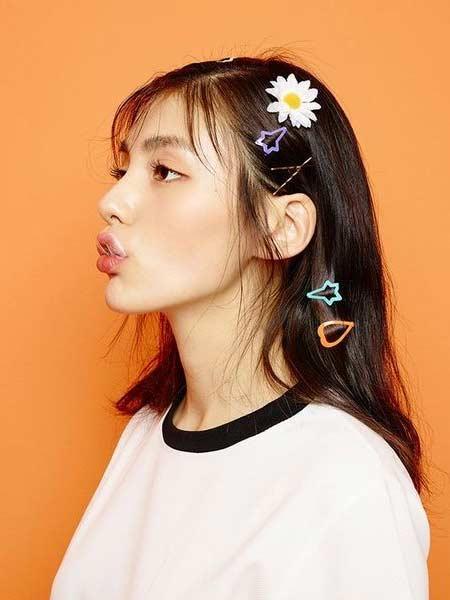 Jepit rambut Korea
