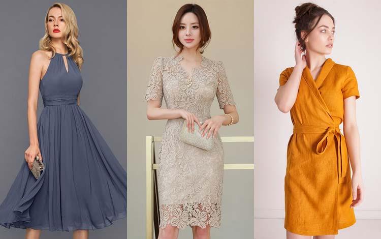 38 Jenis Dress Wanita Yang Perlu Kamu Ketahui Beserta Contohnya