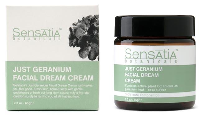 Pelembap wajah untuk kulit sensitif
