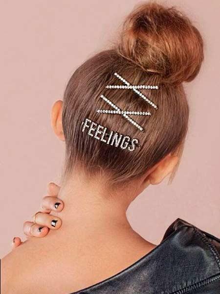 Jepit rambut kekinian