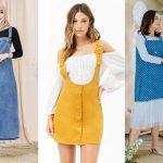 32 Inspirasi Outfit Dengan Overall Yang Kece, Stylish Dan Kekinian