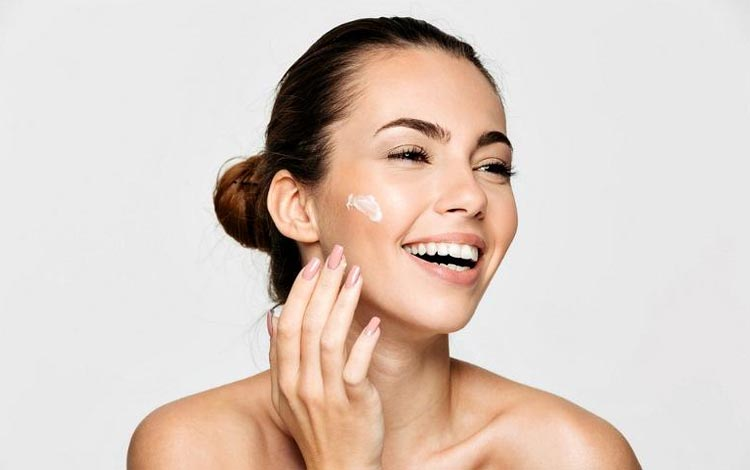Skincare penghilang bruntusan