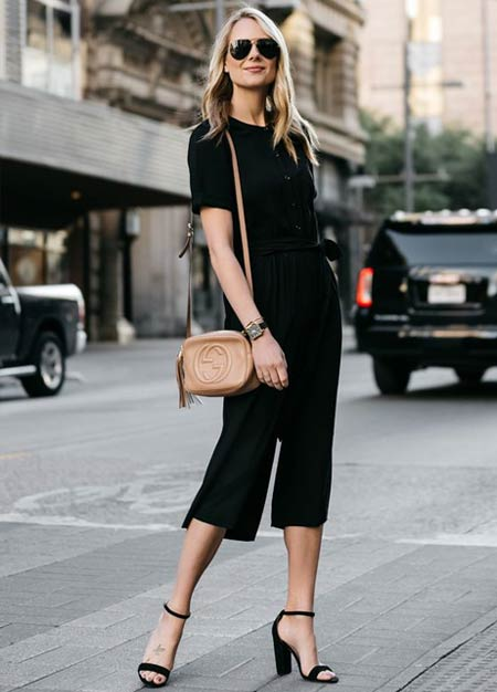 Tips fashion wanita pendek