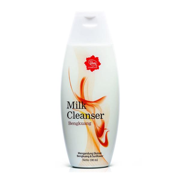 Viva Milk Cleanser Bengkuang