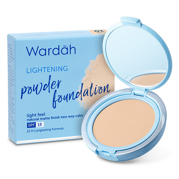 Wardah Lightening Powder Foundation