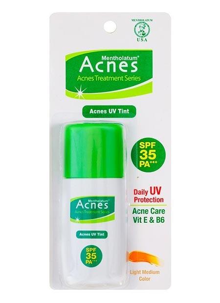 sunscreen untuk kulit berjerawat