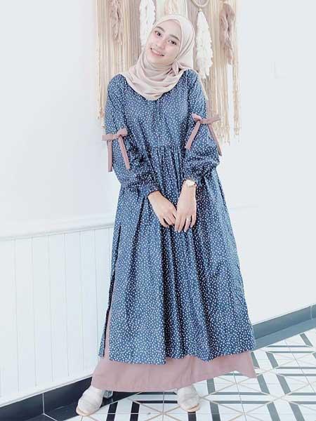 Long dress hijab