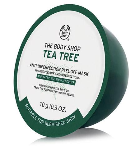 The Body Shop Tea Tree Anti Imperfection Peel Off Mask