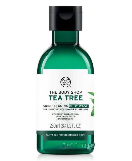 Produk The Body Shop Tea Tree