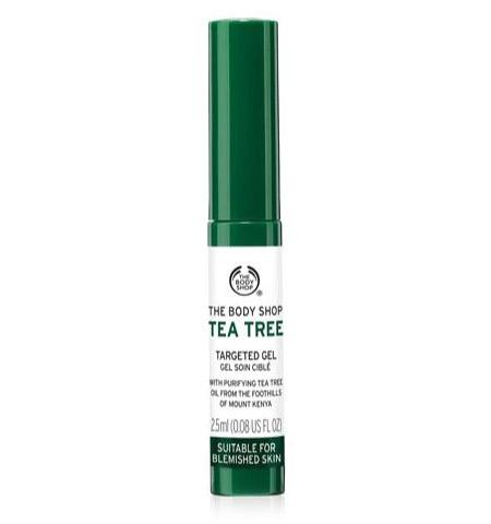 The Body Shop Tea Tree Targeted Gel