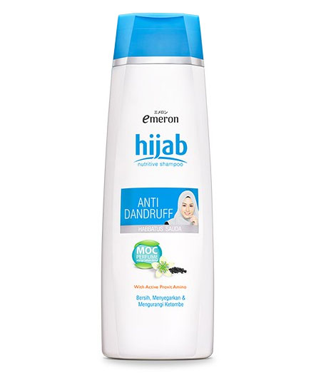 Shampo untuk hijabers