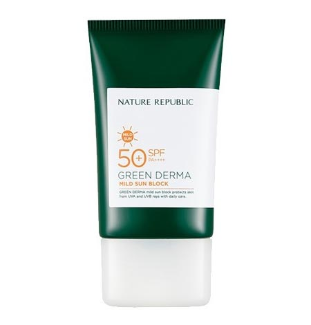 Sunscreen untuk kulit sensitif