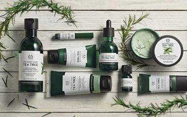 Produk The Body Shop Tea Tree