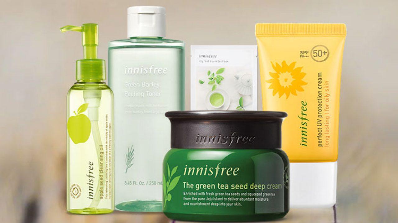 16 Produk Skincare Innisfree Terbaik Sesuai Jenis Dan Permasalahan Kulit