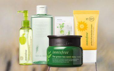 Produk skincare Innisfree terbaik