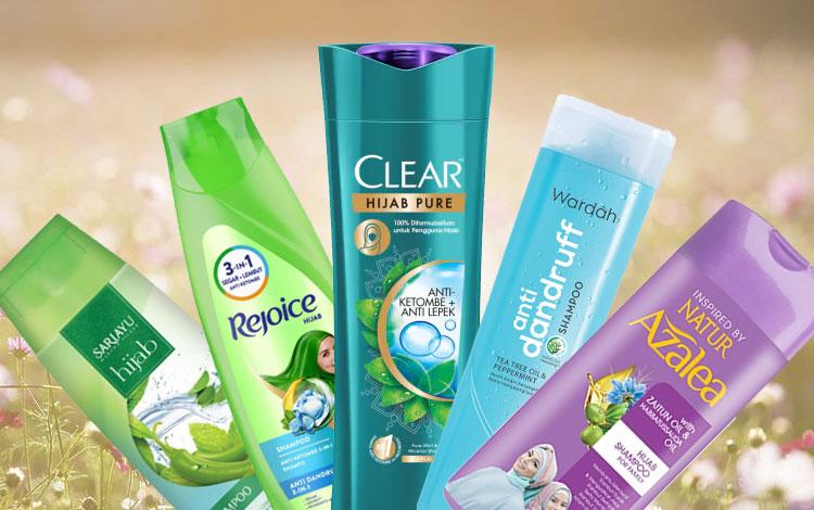 Rekomendasi Merek Shampo Terbaik Untuk Hijaber Agar Rambut Tetap Sehat