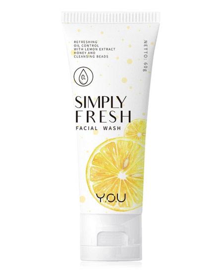 Facial wash untuk remaja